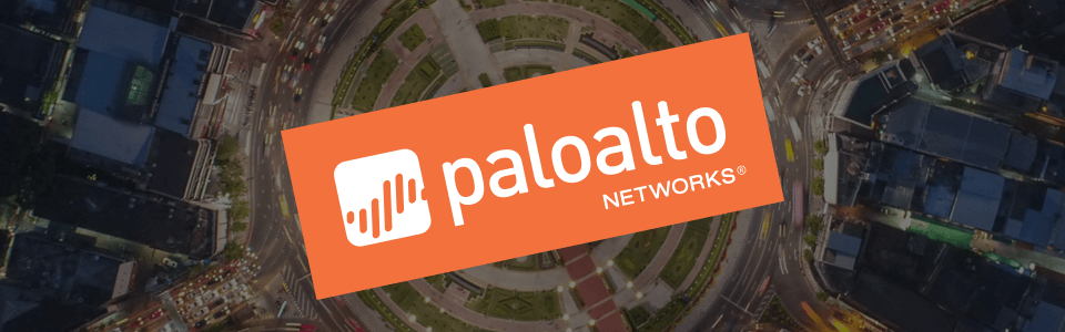 Логотип Palo Alto Networks